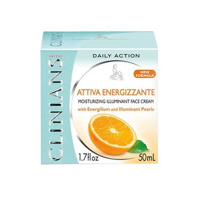 Clinians Attiva Vitalizáló Arckrém C+E Vitaminnal 50ml (8003510022243)
