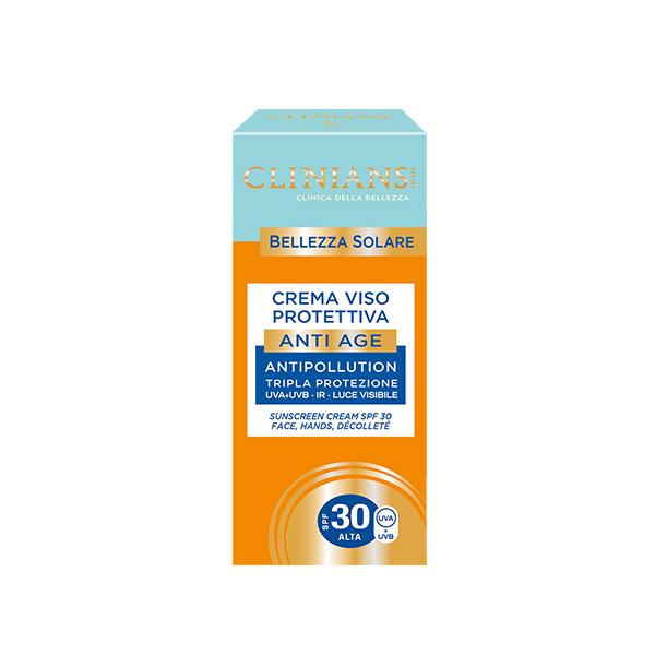 Clinians Bellezza Napvédő Arckrém 30 Faktor 75ml