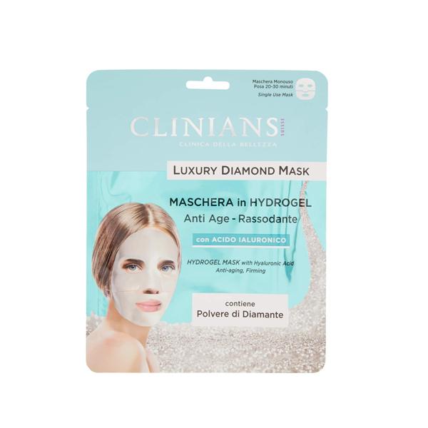 Clinians Luxury Diamond Öregedésgátló Bőrfeszesítő Maszk 25ml (8003510030729)