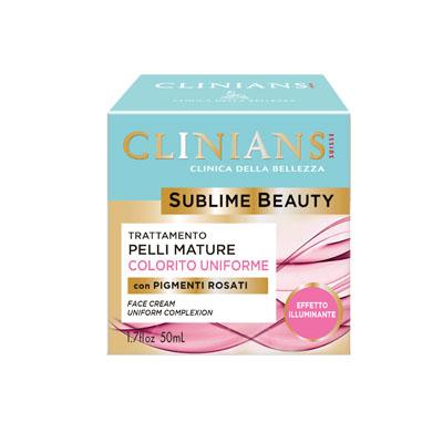 Clinians Sublime Beauty Komplex Arckezelés Igénybevett Bőrre 50ml (8003510020072)